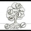 Illustration forest school